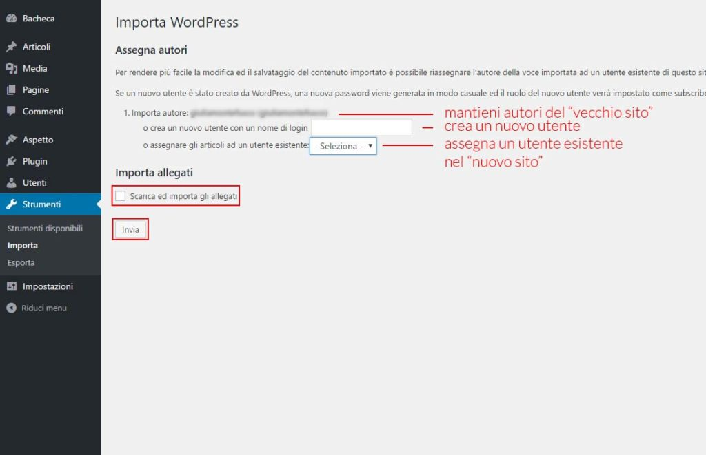 importa_contenuti_wordpress_giacomontefusco_04